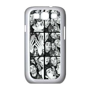 YananC(TM) YnaC237256 DIY Custom Case for Samsung Galaxy S3 I9300 w/ One Direction