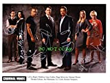 #9: Criminal Minds tv cast signed autographed 8x10