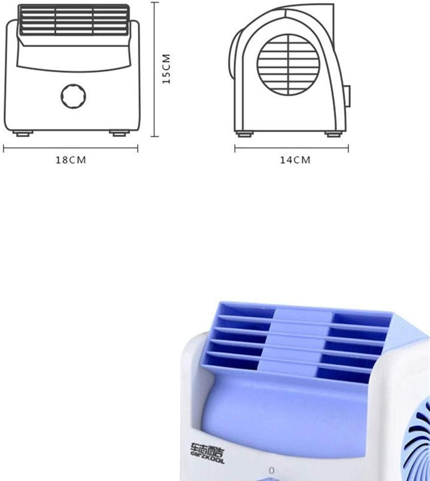 Fuudear Leafless Small Fan Summer Mini Portable USB Charging Silent Student Handheld Car Office Dormitory