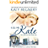 Kiss Me Kate: The English Brothers #6 (The Blueberry Lane Series - The English Brothers)