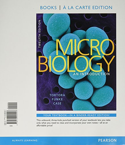 (Microbiology: An Introduction, Books a la Carte Edition and Modified Mastering Microbiology with Pearson eText & ValuePack Access Card (12th Edition))