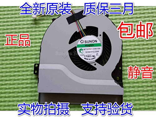 Compatible Replacement for ASUS X450 X550V X450CA A550 K550VC X550C CPU Fan -  Whosesale