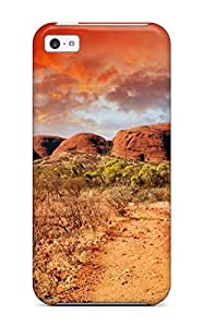 TYH - Case Cover, Fashionable Iphone 4/4s Case - Desert K4 phone case
