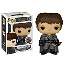 POP! TV: Game of Thrones Ramsay Bolton Limited Edition