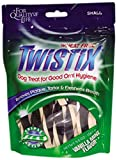 Twistix Dental Chews For Pets With Vanilla/Mint Flavor, Small