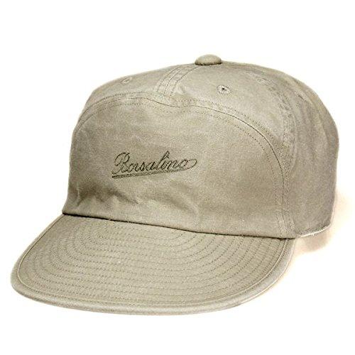 キャップ メンズ 帽子 ウォッシャブルワイドキャップ メンズ ボルサリーノ 春夏 ロングセラー ライトベージュ