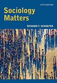 Amazon sociology matters 9780078026959 richard t schaefer customers who viewed this item also viewed fandeluxe Gallery