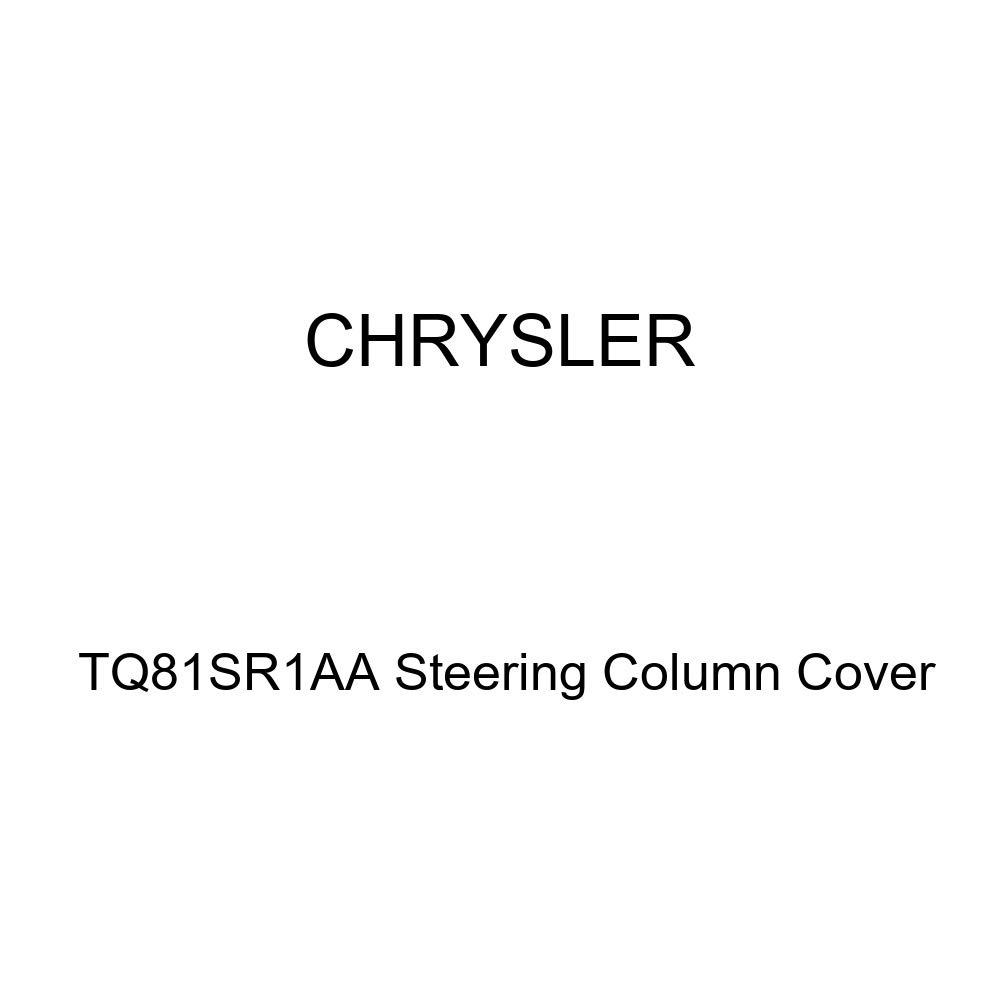 Chrysler Genuine TQ81SR1AA Steering Column Cover