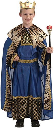 Forum Novelties Biblical Times King of The Kingdom Costume, Child Small ()
