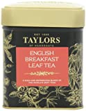 Taylor's of Harrogate English Breakfast Leaf Tea 125 g, 1er Pack (1 x 125 g)