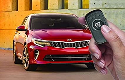 Kia D5F57-AC000 Remote Start (Push Button Model, Non Turbo)