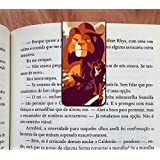 Marcador de Pagina Magnetico Rei Leão