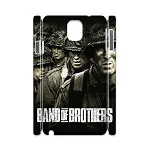 Band of Brothers Customized 3D Case for Samsung Galaxy Note 3 N9000, 3D New Printed Band of Brothers Case