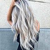 "23"" Natural Full Wigs Hair Long Wavy Wig Synthetic"