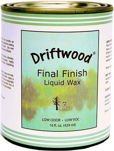 - Driftwood Finish