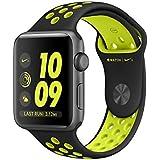 Apple Watch S2 Nike+ Smartwatch Gris Sidéral