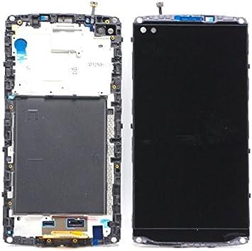ixuan para LG V10 h968 H900 H901 h961 N vs990 pantalla negro ...