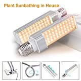 LED Grow Light for Indoor Plant, Elaine 60W LED