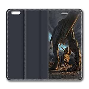 Dino Battle Dinosaur Smart Case Cover with Back Case for Apple iPhone 6