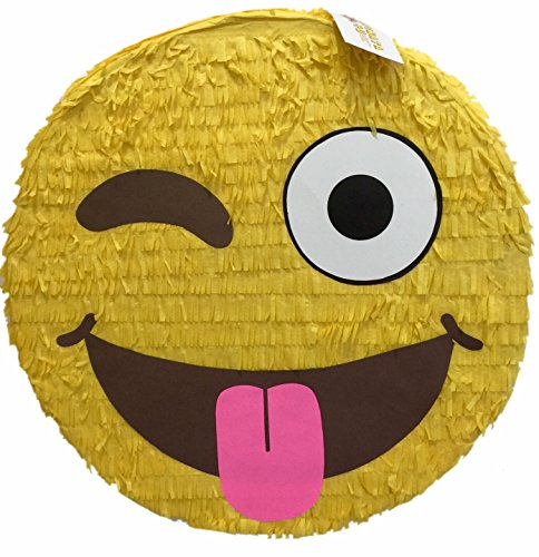 Winking-Emoticon-Pinata-16