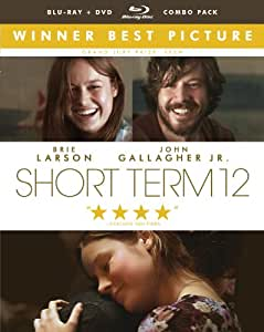 Short Term 12 BD+DVD Combo [Blu-ray]