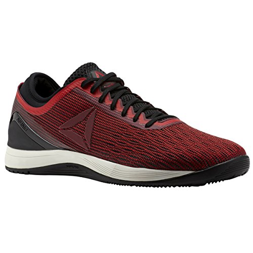 - Reebok Crossfit Nano 8 Flexweave Shoe - Men's Crossfit 7.5 Primal Red/Urban Maroon/Chalk/Black