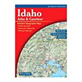 Idaho Atlas & Gazetteer (Delorme Atlas & Gazetteer)