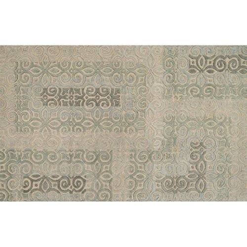 Loloi ALEIAJ-04BEMI3656 Alexi Area Rug, 3 -6 x 5 -6 , Beige Mist