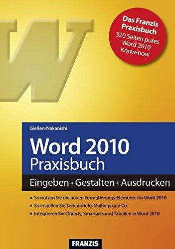 Word 2010 Praxisbuch (Action)