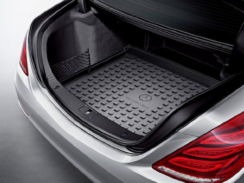 (Genuine Mercedes Cargo Area Tray for 2014 S-class. )
