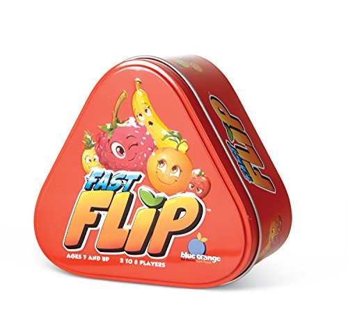 Fast Flip Card Game (Fast Card Games)