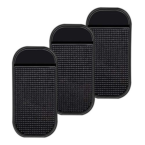 Qoosea Anti-Slip Car Dash Pad [3 Pack]