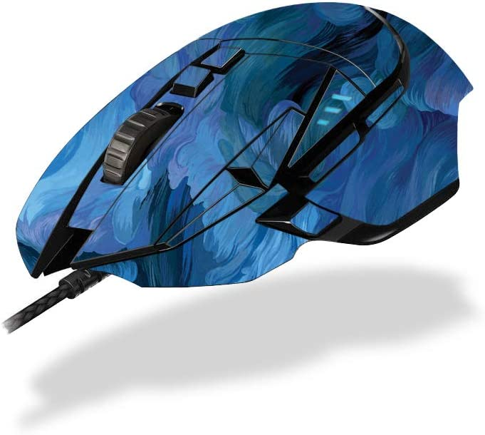 Typhoon Made in The USA Easy to Apply Durable MightySkins Skin Compatible with Logitech G502 Proteus Remove and Unique Vinyl Decal wrap Cover Protective and Change Styles