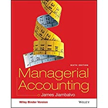Managerial Accounting, Binder Ready Version