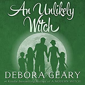An Unlikely Witch Audiobook