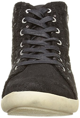 Les noir Tropéziennes Colas Alte Par paillettes M Sneaker Donna schwarz Nero Belarbi rrwCvxqSd