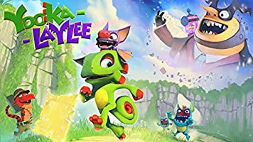 Yooka-Laylee - Nintendo Switch [Digital Code]