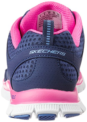 Adaptable Femme Appeal Skechers Flex Basses Baskets wCcEAH8qX