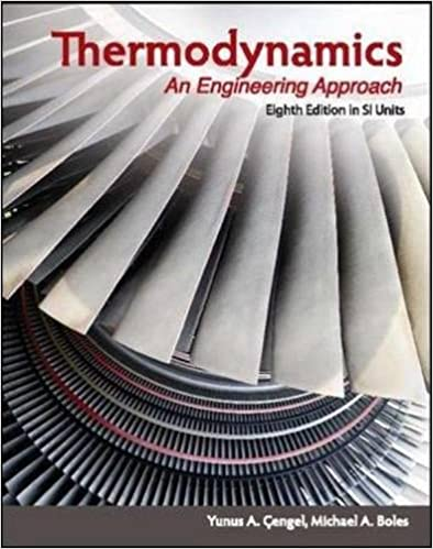Thermodynamics (in SI Units): An Engineering Approach (Asia Higher Education Engineering/Computer Science Mechanical Engineering)