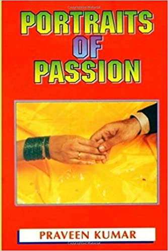 Book PORTRAITS OF PASSION
