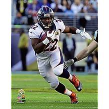 C.J. Anderson - Super Bowl 50 NFL Photo Poster (20x24)