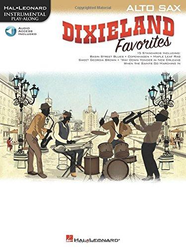 Dixieland Favorites: Alto Sax (Hal Leonard Instrumental Play-along) pdf
