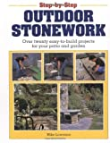 Step-by-Step Outdoor Stonework, Mike Lawrence, 0882668919
