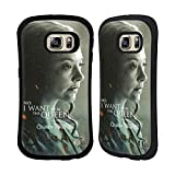 Official HBO Game Of Thrones Margaery Tyrell Character Portraits Hybrid Case for Samsung Galaxy S6 edge+ / Plus