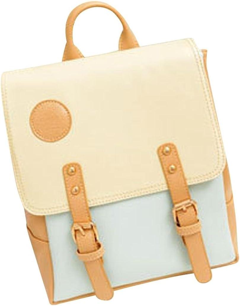 Girl Full Young Flavor Backpacks,Pocciol Fashion Laptop Backpack Soft Satchel Handbag Outdoor Bag Schoolbag