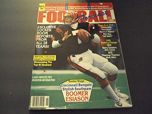 (Pro Football Illustrated Annual # 28 1992 Barry Sanders )