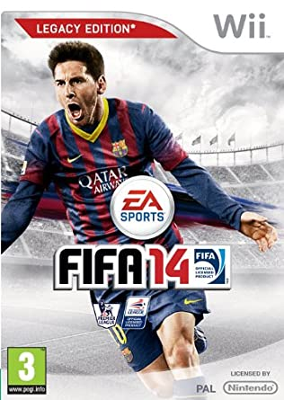 Fifa 14 wii amazon pc video games fifa 14 wii voltagebd Image collections