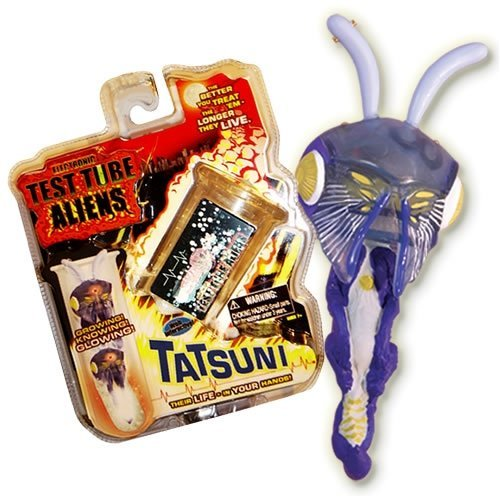 Electronic Test Tube Aliens - Toys - Tatsuni ()