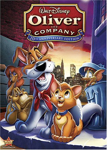 Oliver and Company (20th Anniversary Edition) (Dvd Oliver On)