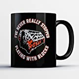 WITH THIS MUG, YOU CAN MAKE YOUR CAR GUY FRIEND LIGHT UP WITH DELIGHT!  If you're looking for a gift that your car lover friend, or yourself for that matter, will actually use and enjoy for years to come, then your search is over.  You've fou...